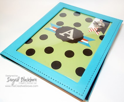 Notebook Cover 001 Angle