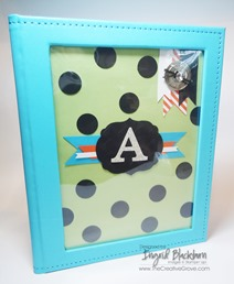 Notebook Cover 001 Front