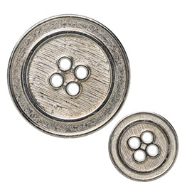 Silver Basics Buttons