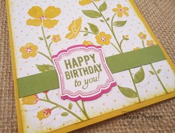 Wildflower Meadow 001 Greeting CU