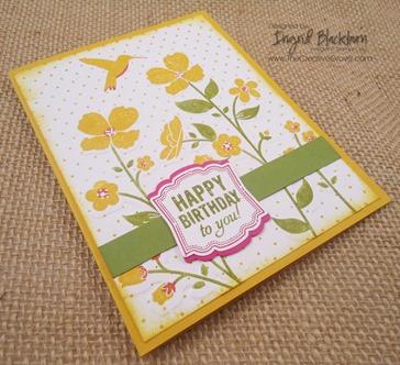 Wildflower Meadow 001 Side