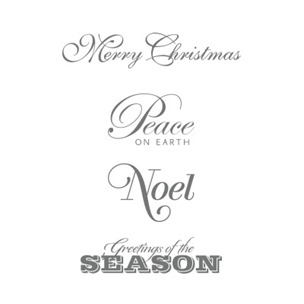 Greetings of the Season 128033L