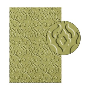 Beautifully Baroque Embossing Folder TIEF