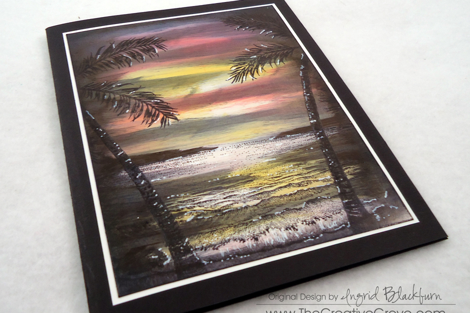 Eveing Sunset Palm Cove Thumbnail