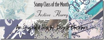 Festive Flurry Class Banner