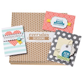 Everyday Occasions Kit Cards