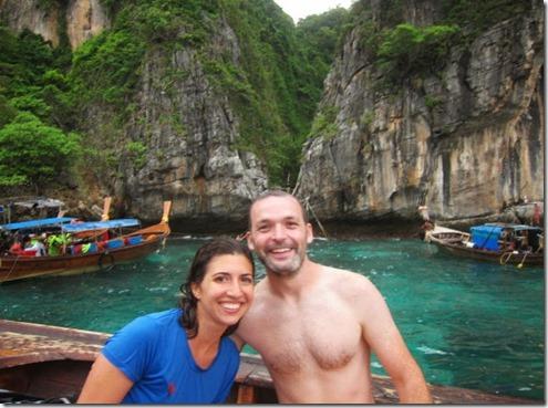 Ko Phi Phi Leh Snorkeling