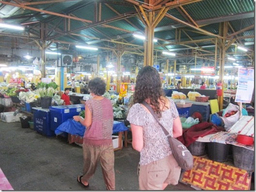 Shopping for Thai Cooking Class in Chiang Mai