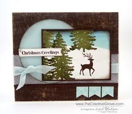 Warmth & Wonder Christmas Brayer Card 011