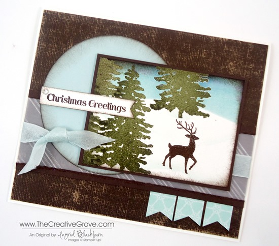 Warmth & Wonder Christmas Brayer Card 013