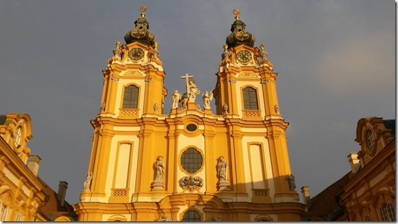 Melk and the Abbey 127