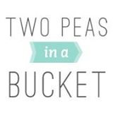 two peas in a bucket