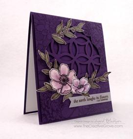 Fabulous Florets and Lattice  (3)