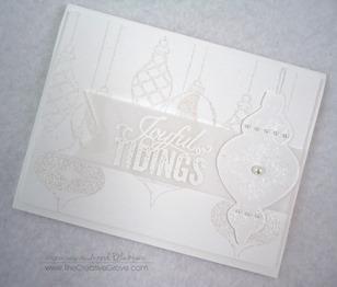 Ornament Keepsakes Stamp Set (10)
