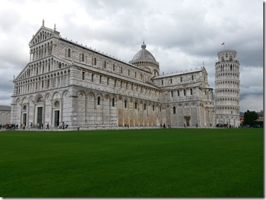 Pisa and Cathedral