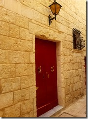 Malta-Silent-City-Door