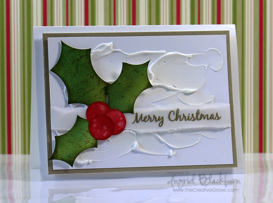 Happy Little Stampers Christmas Challenge