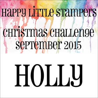 HLS Christmas Challenge September 2015