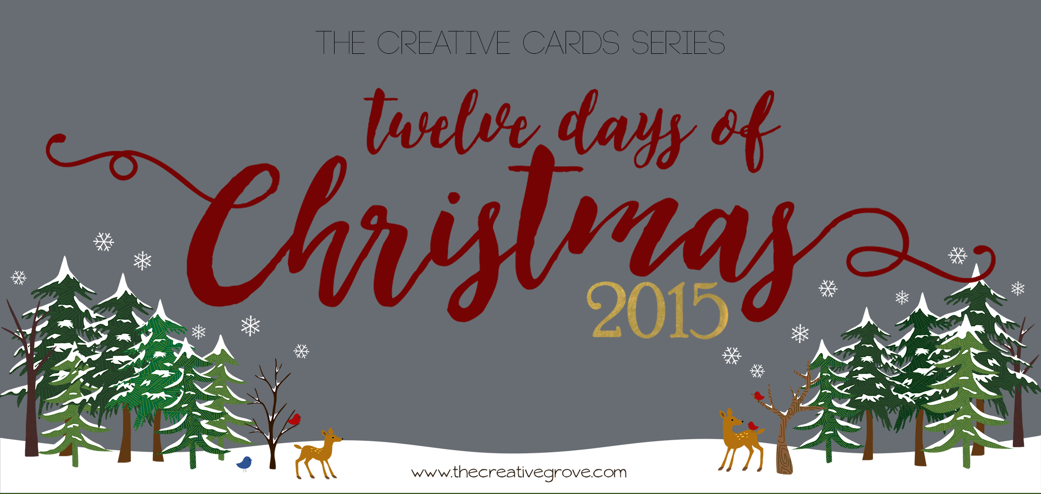 12 Days of Christmas 2015 Button
