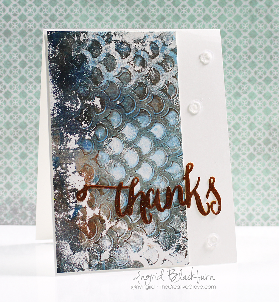 Gelli Plate Stencil Backgrounds 001