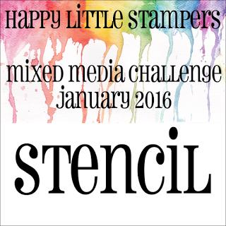 HLS Mixed Media challenge January 2016