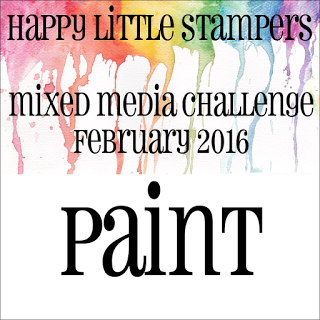HLS Mixed Media challenge February 2016
