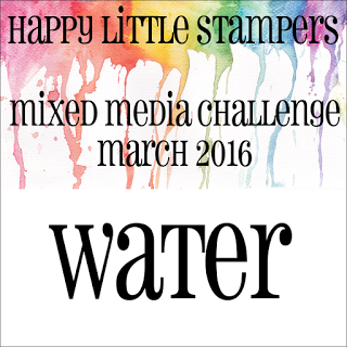 HLS Mixed Media challenge March 2016