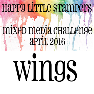 HLS Mixed Media challenge April 2016