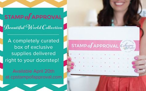 Stamp of Approval Beautiful World