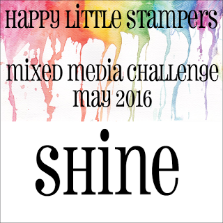 HLS Mixed Media challenge May 2016