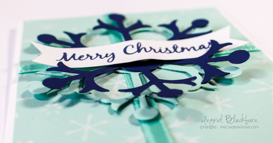 Snowflake Gift Card