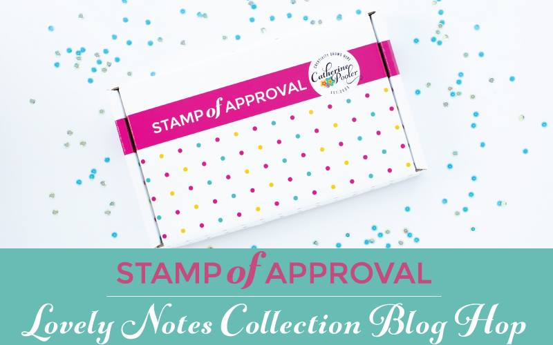 Lovely Notes SOA Blog Hop