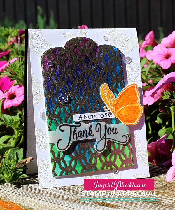 Butterfly Notes - Catherine Pooler Designs