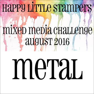 HLS Mixed Media challenge August 2016
