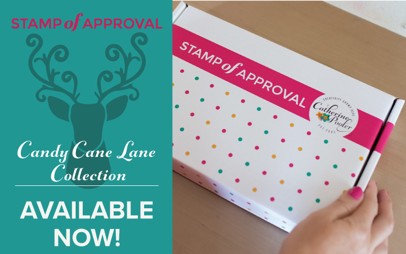 Stamp of Approval - Catherine Pooler