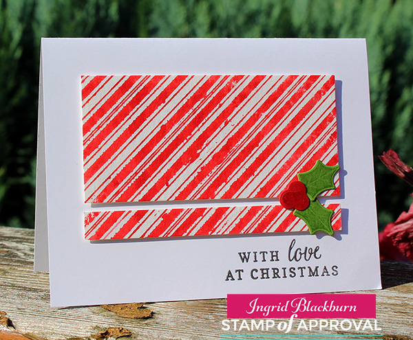 DIY Christmas Card Tutorial