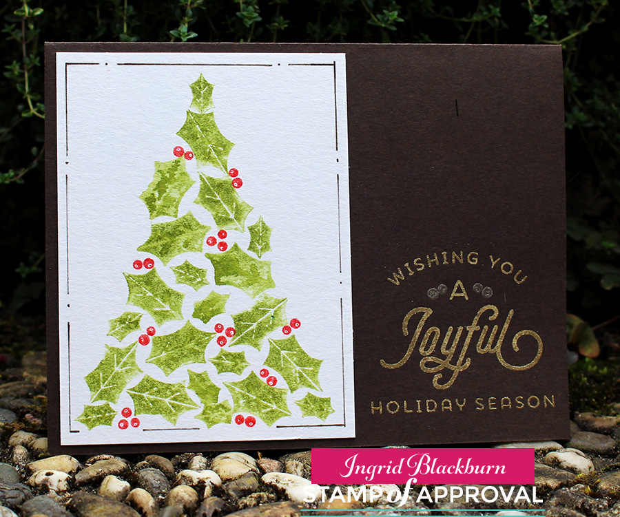 The perfect Christmas Tree - Ingrid Blackburn