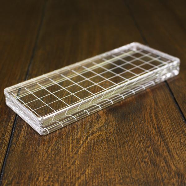 Acrylic Grid Stampin Block