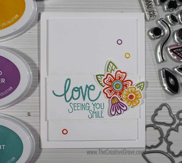 Spa Inks Catherine Pooler Designs