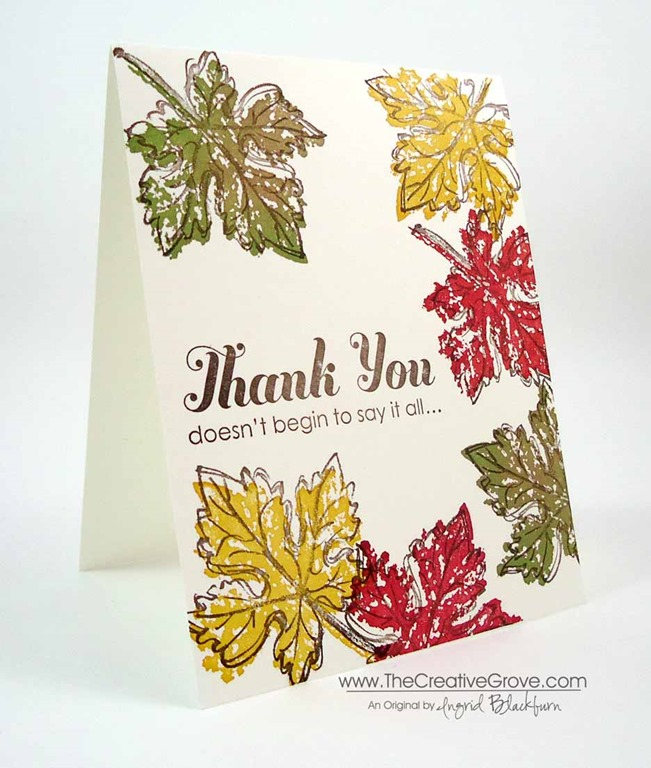 Stampin/' UP Gently Falling FREE SHIPPING!